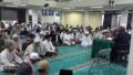 Tarhib Ramadhan, DKM Baitul Ma'muur Adakan Tausiah Berpuasalah Agar Kamu Sehat
