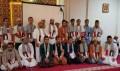 Bersama Syaikh Munjid Abu Bakar, DKM MATTA Kumpulkan Donasi 58 Juta Pada Kegiatan Peduli Palestina