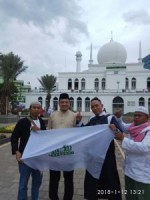 Forkammi Hisbah Ikut Aksi Tolak Kezdholiman Penutupan Akun Facebook Islam