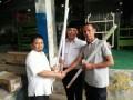 Bidang Sosial Forkammi Gandeng PT.INILED Berikan 100 Lampu Led Neon Untuk Mushola Masjid