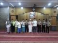 DKM Mekar Indah Bersama Polres Metro Bekasi Gelar Gerakan Subuh Berjamaah