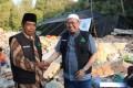 Imam Hambali Resmikan Forkammi Desa Santong Lombok Utara