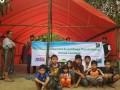 Distribusi Donasi Gempa Lombok Forkammi Tahap-1 Terus Berjalan