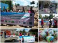 Donasi Forkammi dan Lembaga Pendukung Tersebar Hingga Lombok Tengah