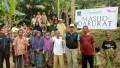 Bangun Masjid Darurat di Desa Glangsar Lombok, Ini Pesan Ketua Umum Forkammi