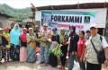 Forkammi Salurkan Donasi Untuk Korban Gempa dan Tsunami Sigi Palu