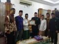 Sukses Tabligh Akbar Ustad Abdul Somad, Forkammi Berikan Certificate of Apreciation Pada Ketua RW Mekar Indah